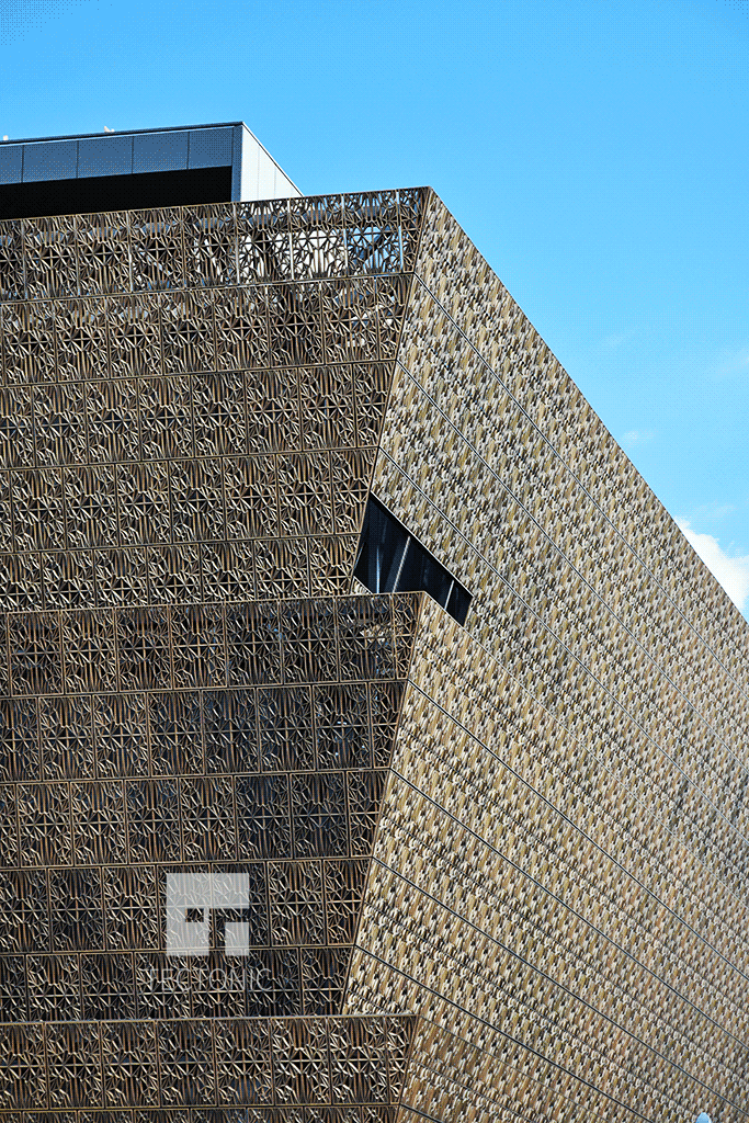 Facade close-up
