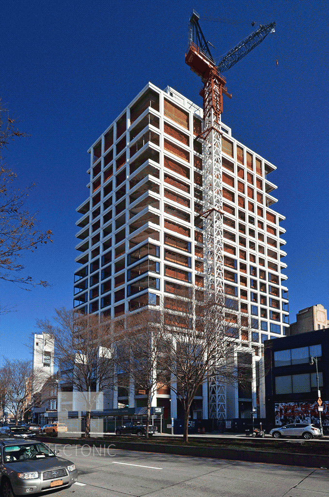 Under Construction in December 2014