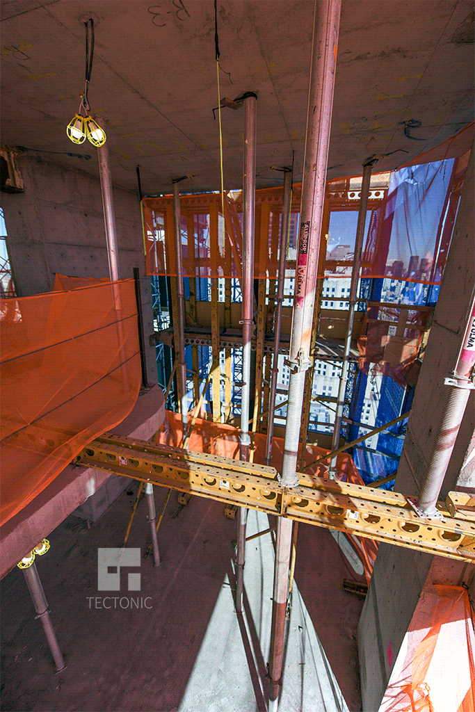 N  ortheastern corner of the 35th Floor duplex