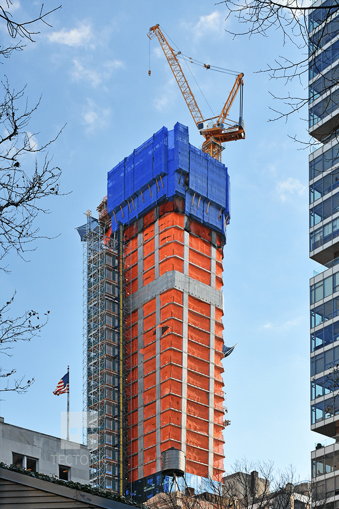 Viewed from Madison Square Park