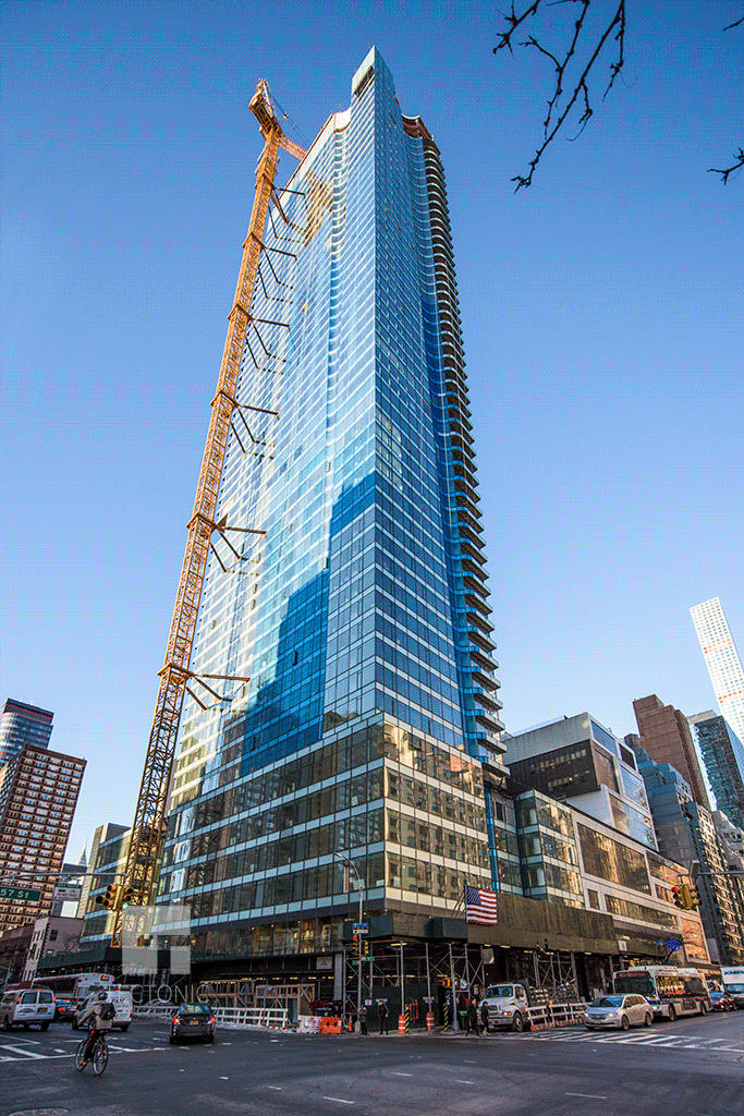 Viewed from East 57th Street and 2nd Avenue
