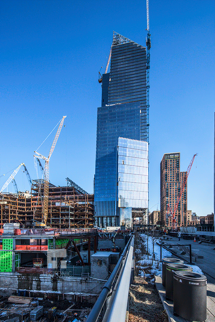 10 Hudson Yards Floor 18 New York Ny 10001 Construction