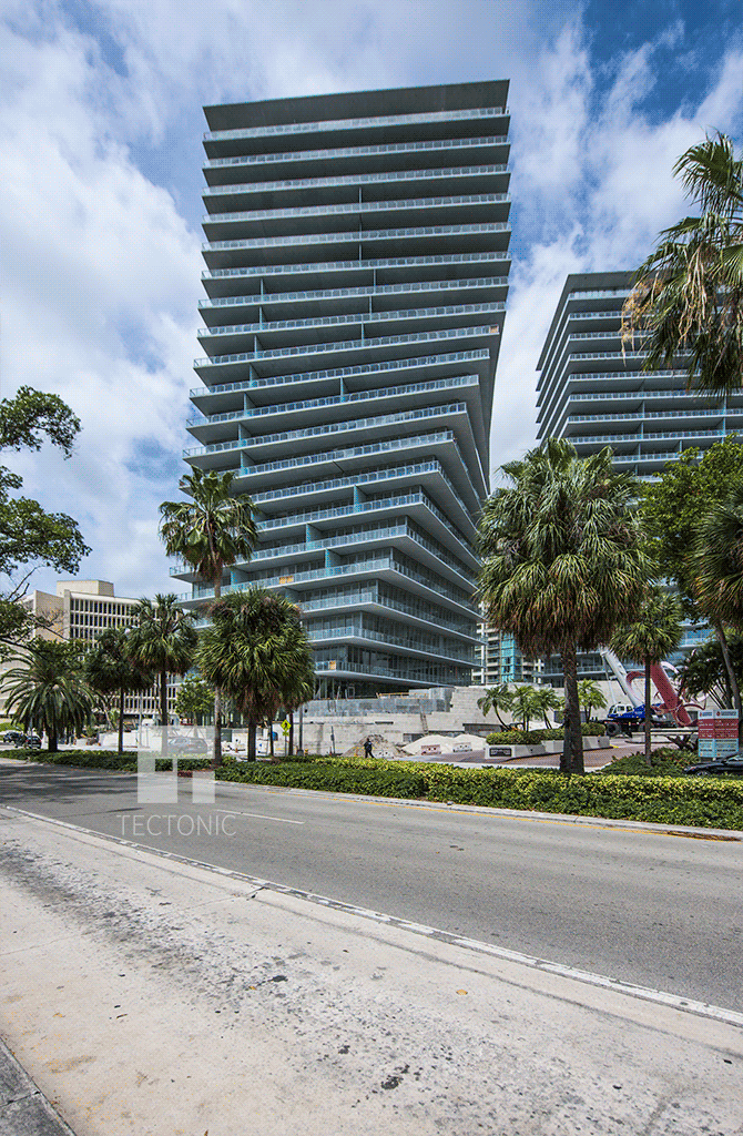 South Tower along S Bayshore Drive.