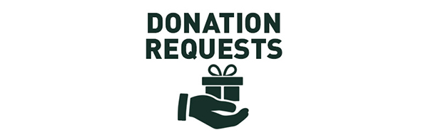 Click for Donation Request form.