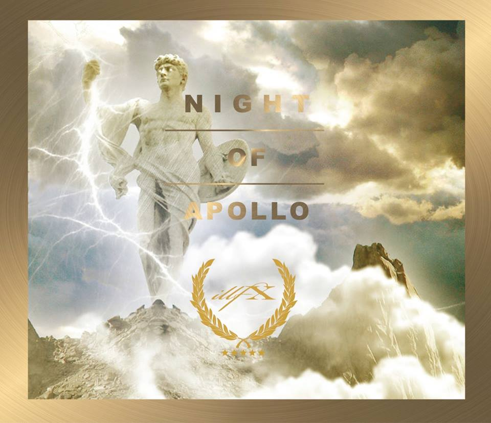 Night of Apollo Calgary illFX