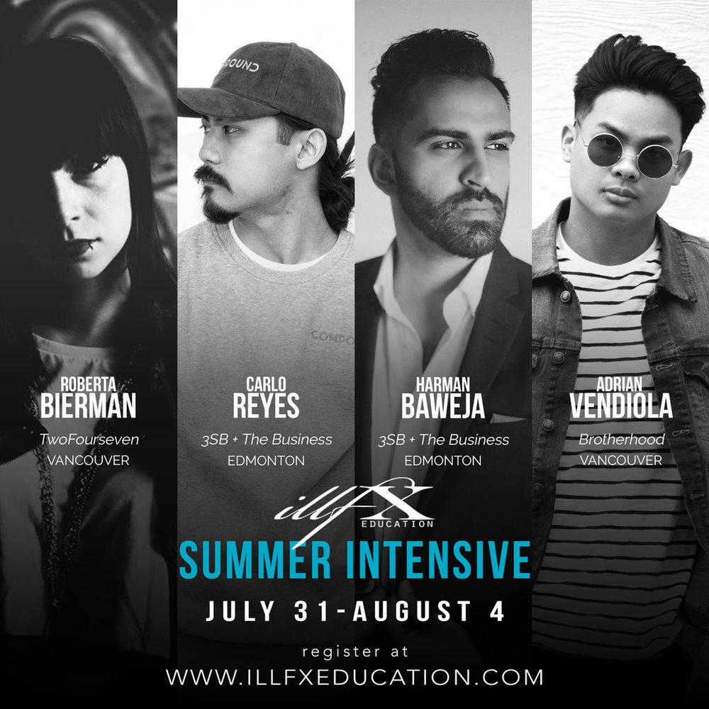 illfx summer intensive