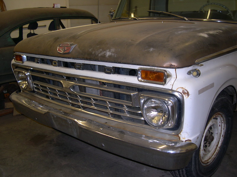 Before:1966 Ford