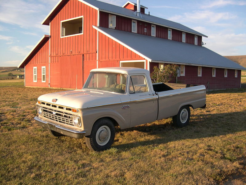 After:1966 Ford