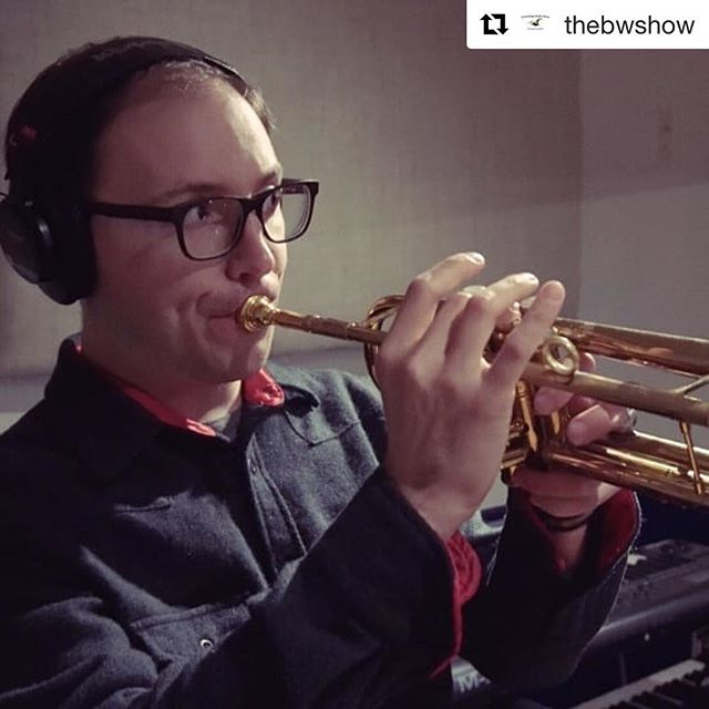 Thanks to Nick Davies @thebwshow for interviewing me about the recent @matterhornjazz release on @earsandeyesrecords! Listen Thursday @ 8p on @radiowinchcombe & Saturday @ 7a on @soul_legends_radio! 🙏🏼 . . #Repost @thebwshow with @get_repost ・・・ On this week's @thebwshow on @radiowinchcombe I talk to @matterhornjazz .Thursday from 8pm at radiowinchcombe.co.uk #jazz  #radioshow #radiostations #radiostationlife #jazztrumpet  #improv #improvisation #freejazz #jazztrumpeter