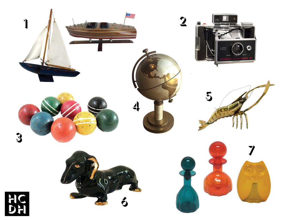 bouldin vintage accessories