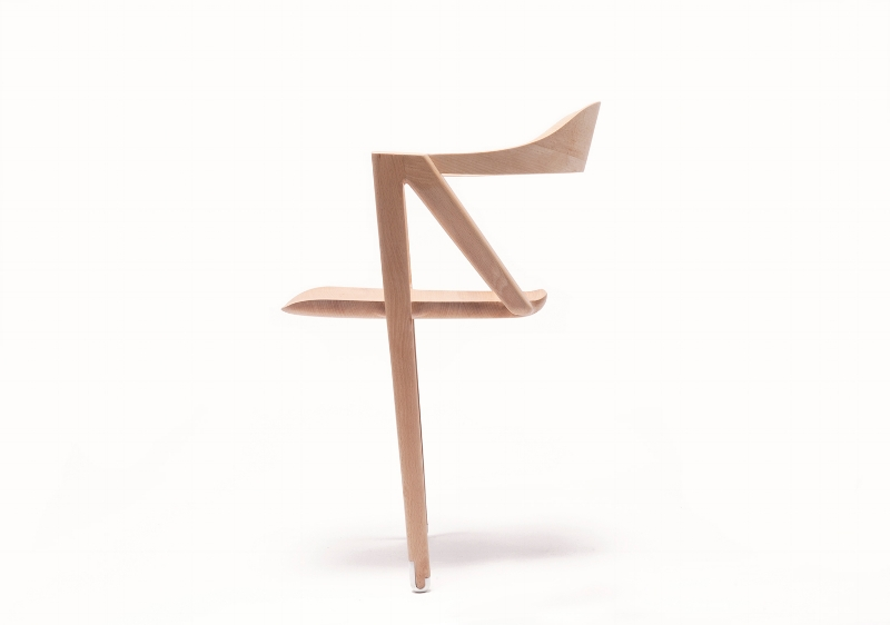 Inactivite chair by Benoit Malta