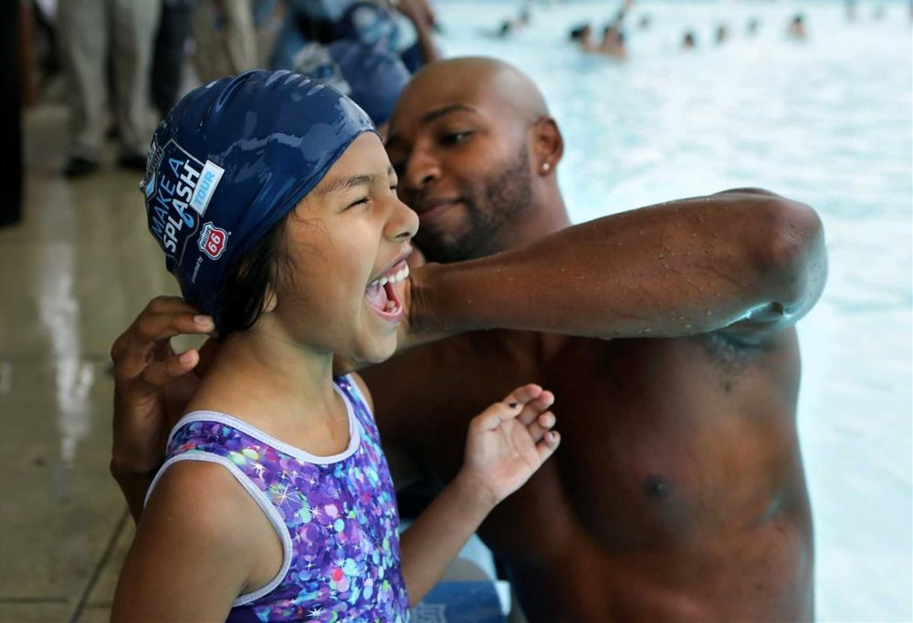 CULLEN JONES: A BIGGER SPLASH