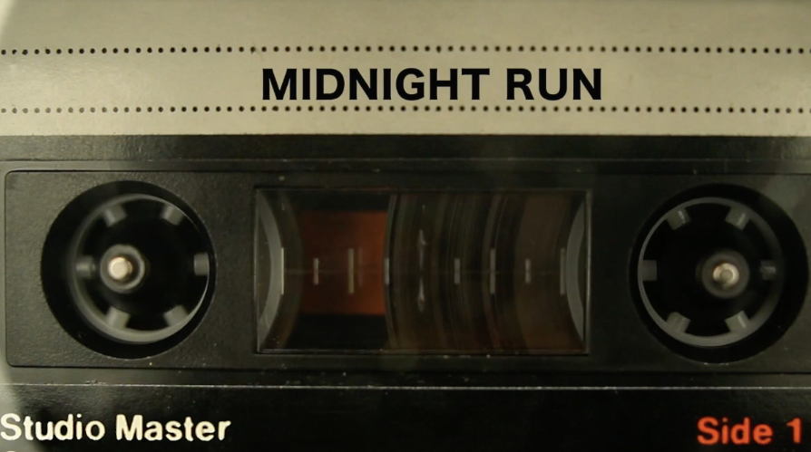 MIDNIGHT RUN (MUSIC VIDEO)