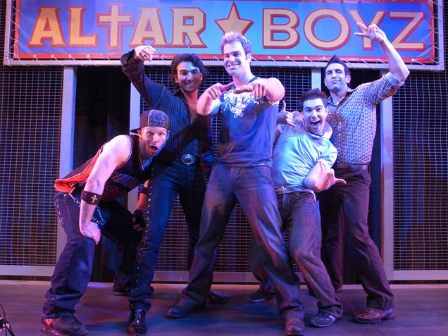 Altar Boyz at the Arvada Center