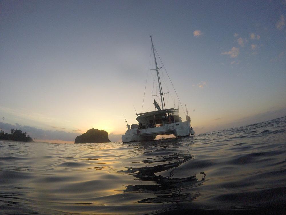 Sexy Boat Sunset.JPG