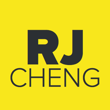 RJ Cheng. Product Designer in Health Tech