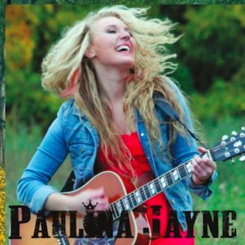 Paulina Jayne - Girl Who Would Be King Bass on tracks 1, 2, 4, 7.