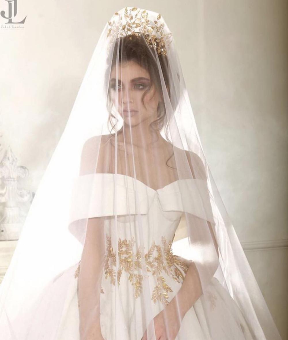 @ inspiremeweddings Amazing detail | @laith_maalouf | #inspiremeweddings  #bride