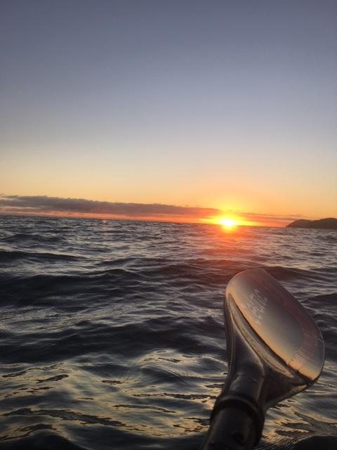 Stunning Sunrise.