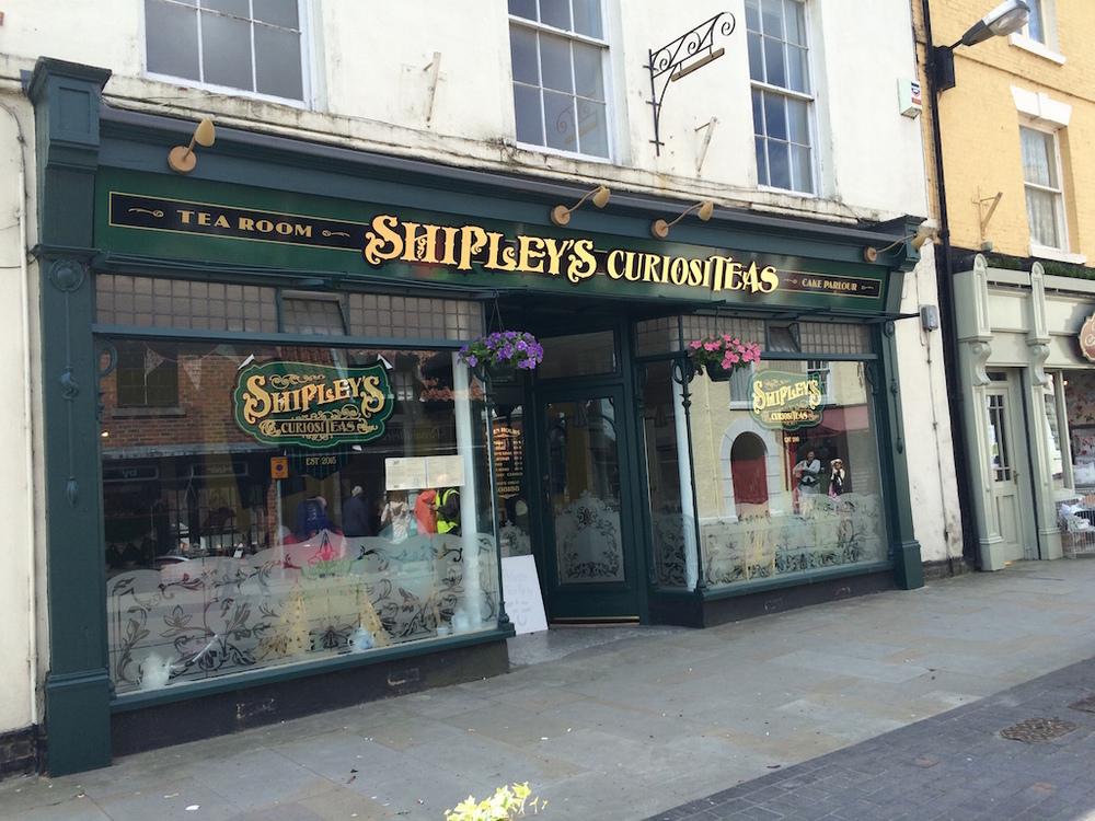 Shipley's Curiositeas Wrawby Street Brigg