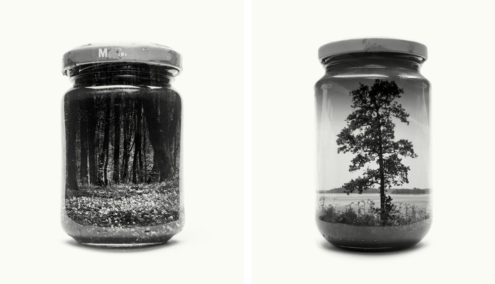 Christoffer Relander /Double Exposures Photography #artpeople
