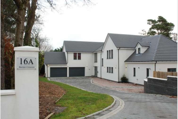 Boclair Crescent, Bearsden   click on thumbnails to view larger images