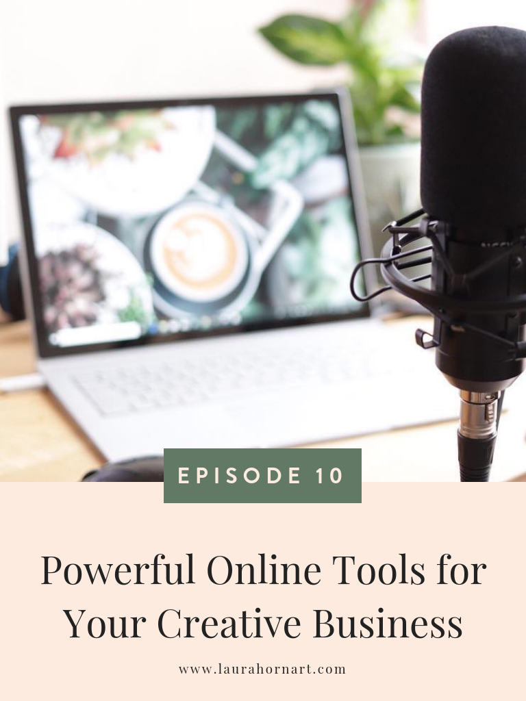 powerful online tools for your creative business