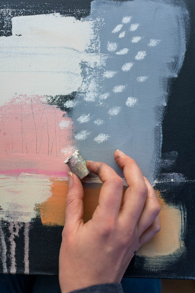 Shiva Oil Paintstik