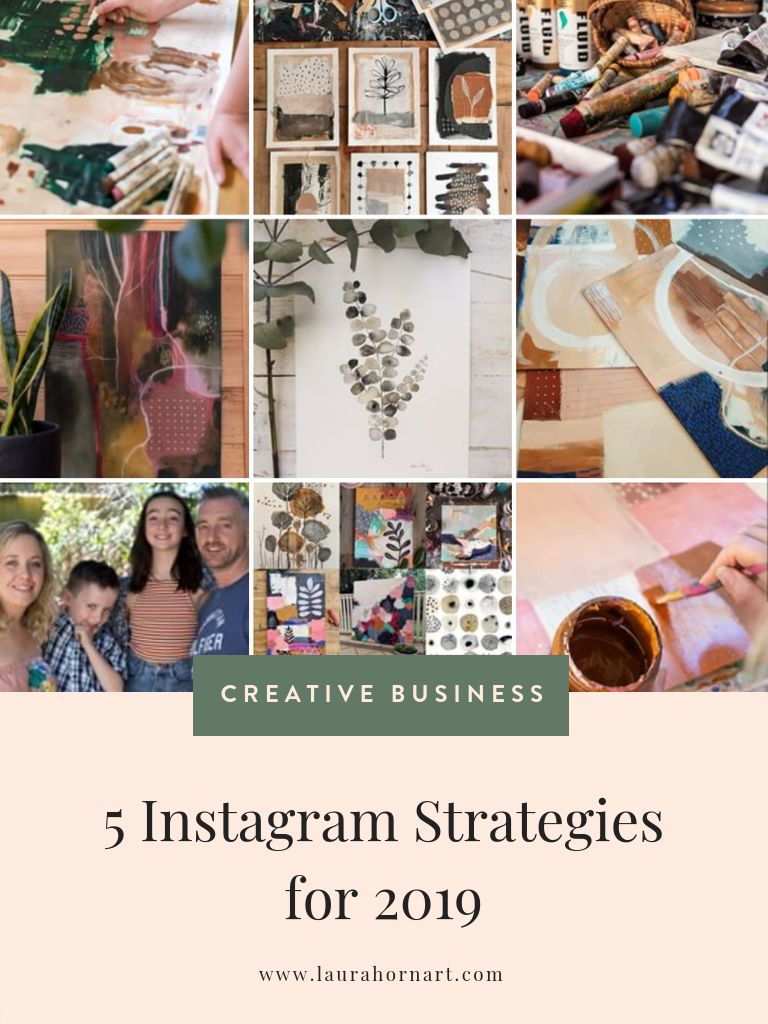 5 Strategies to Grow Your Instagram Account in 2019