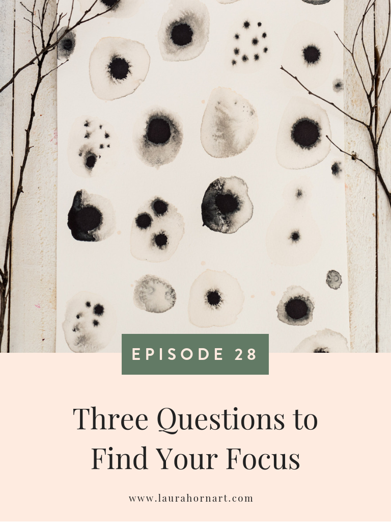 Three Questions to Find Your Focus