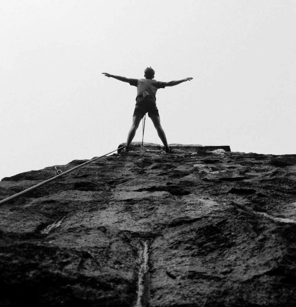 michael koller climbing