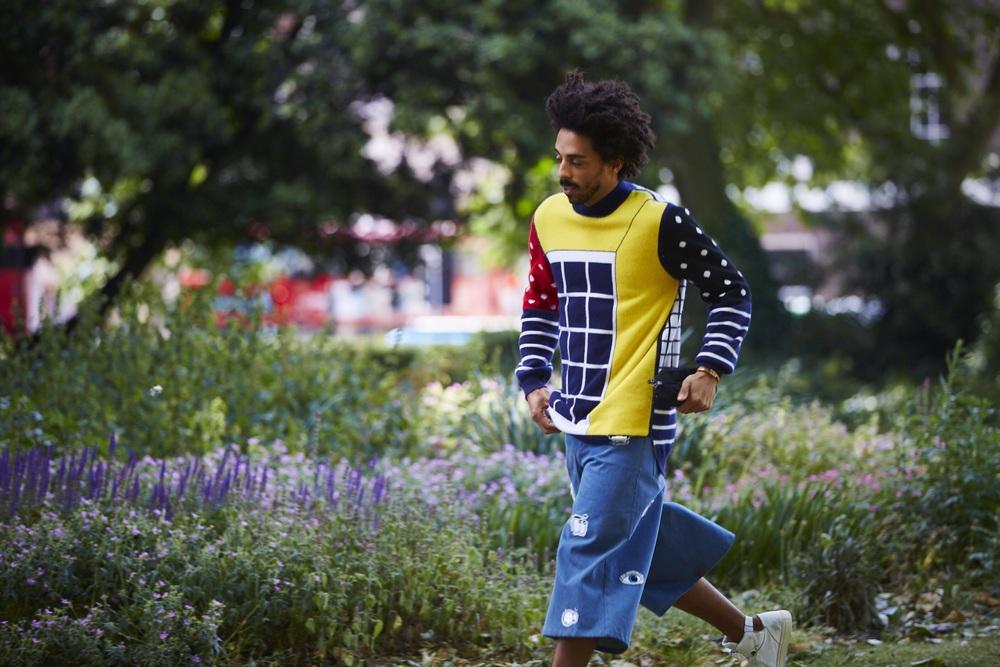 Portuguese blogger/stylist Oli-worlds photo Muffdal Abbas
