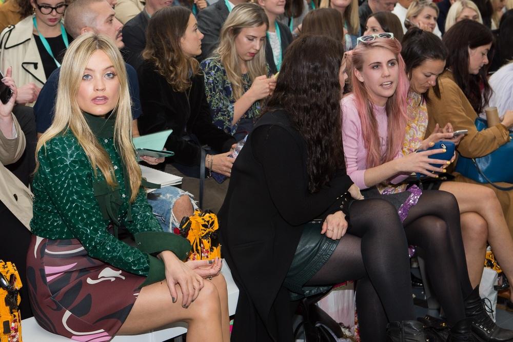 Fashion shows - photo Nyla Sammons