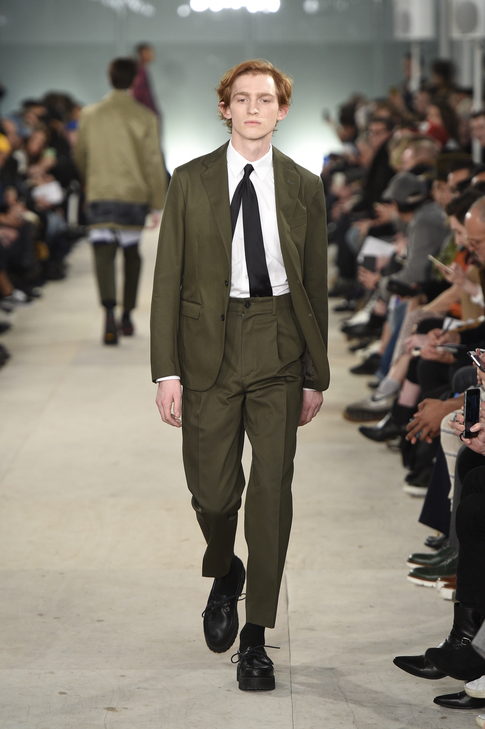 Military Olive green - Casely Hayford