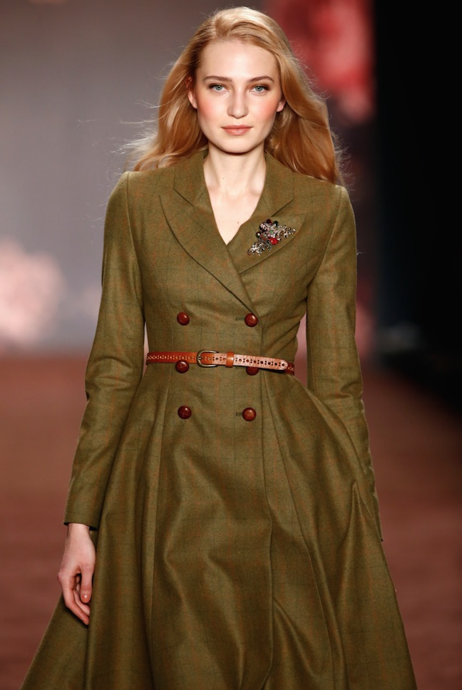 Military green - Lena Hoschek