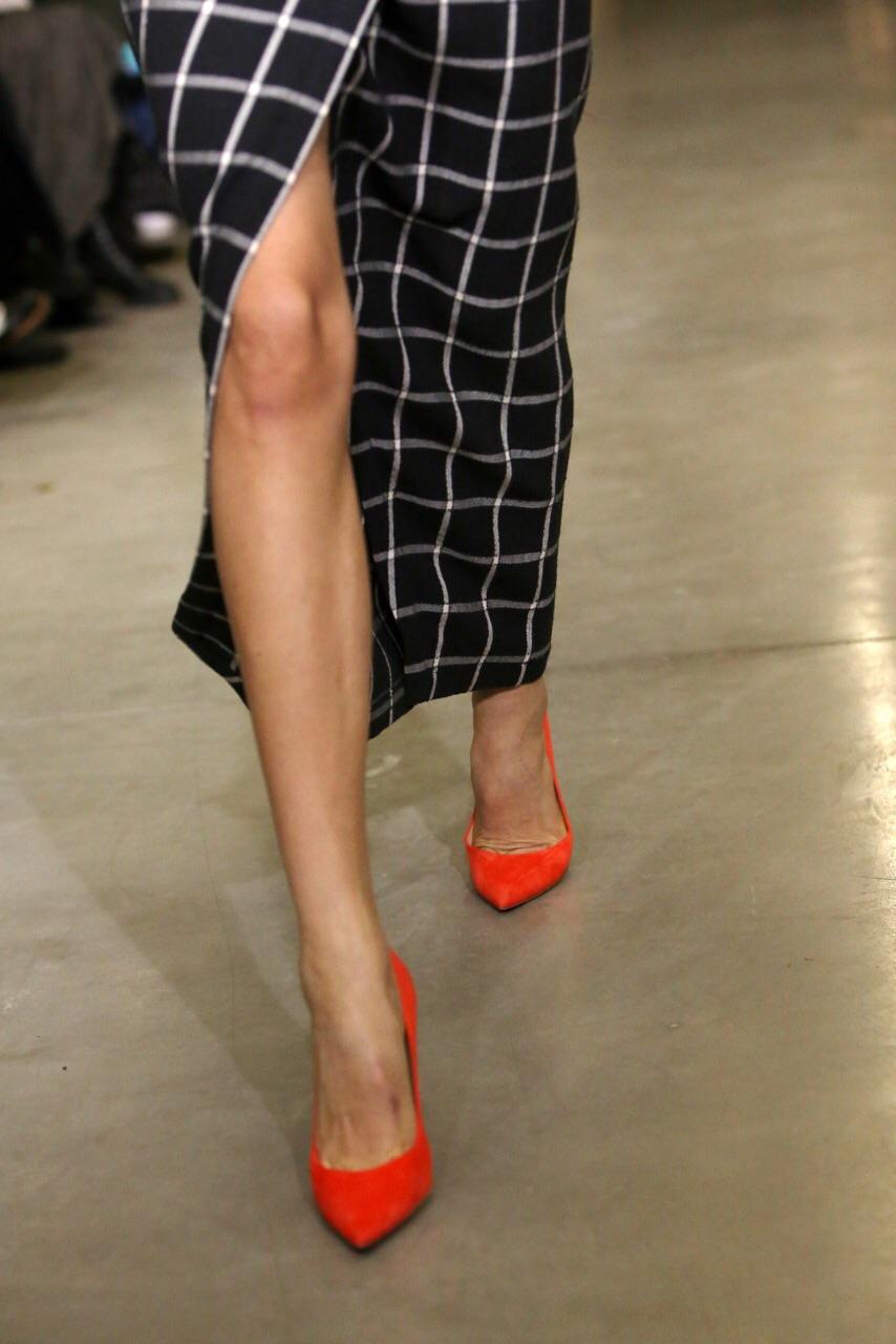Perret Schaad - those Unützer shoes