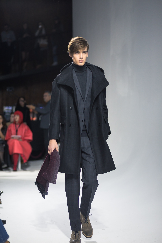 Vladimir Stanek Menswear designer for Pietro Filipi