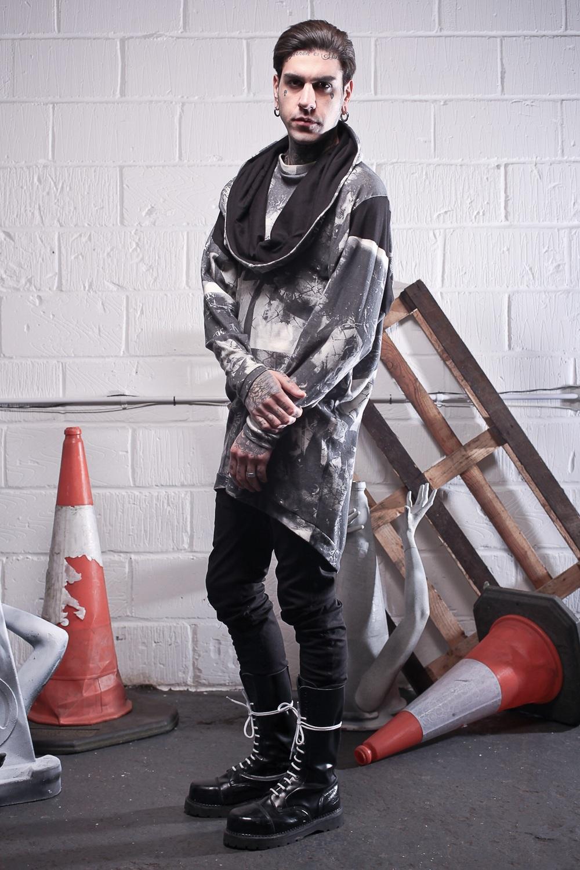 Long hoodie style - Phannatiq