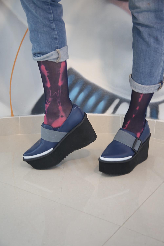 Jamie Wei Huang - platform shoes