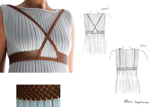 Harness belts - Eleni Kyriacou - photographdimitris giavasis