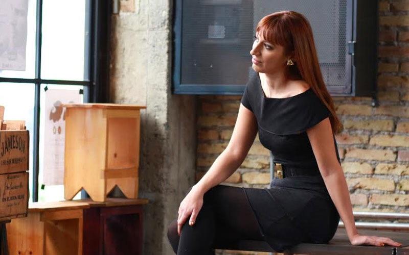 Eleni Kyriacou - Designer