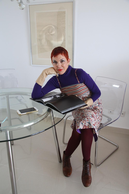 MsCastroRides - photograph Antoinette Castro