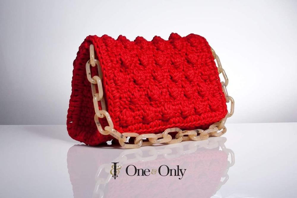 Traditionsmethoden mit neuen Materialien - One and Only Taschen