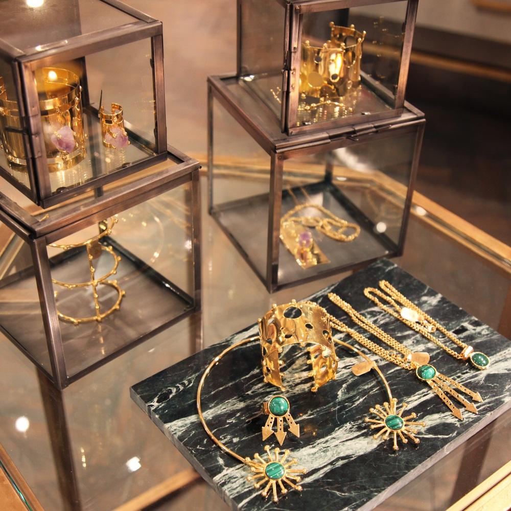 Jill Hopkins jewellery - E L A