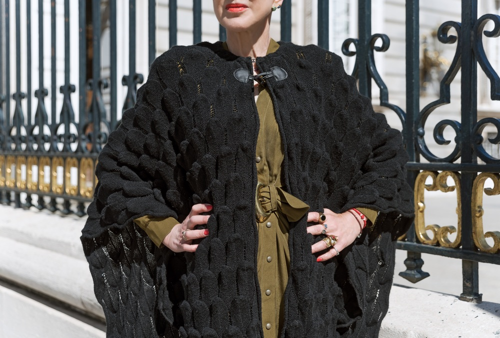 Eleni Kyriacou - cape