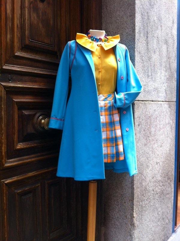 Kilombo vintage - Madrid