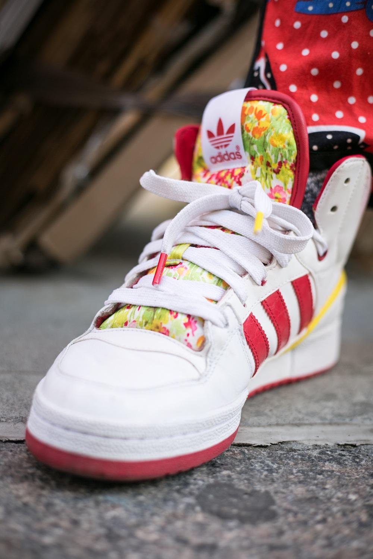 Adidas trainers - Alex