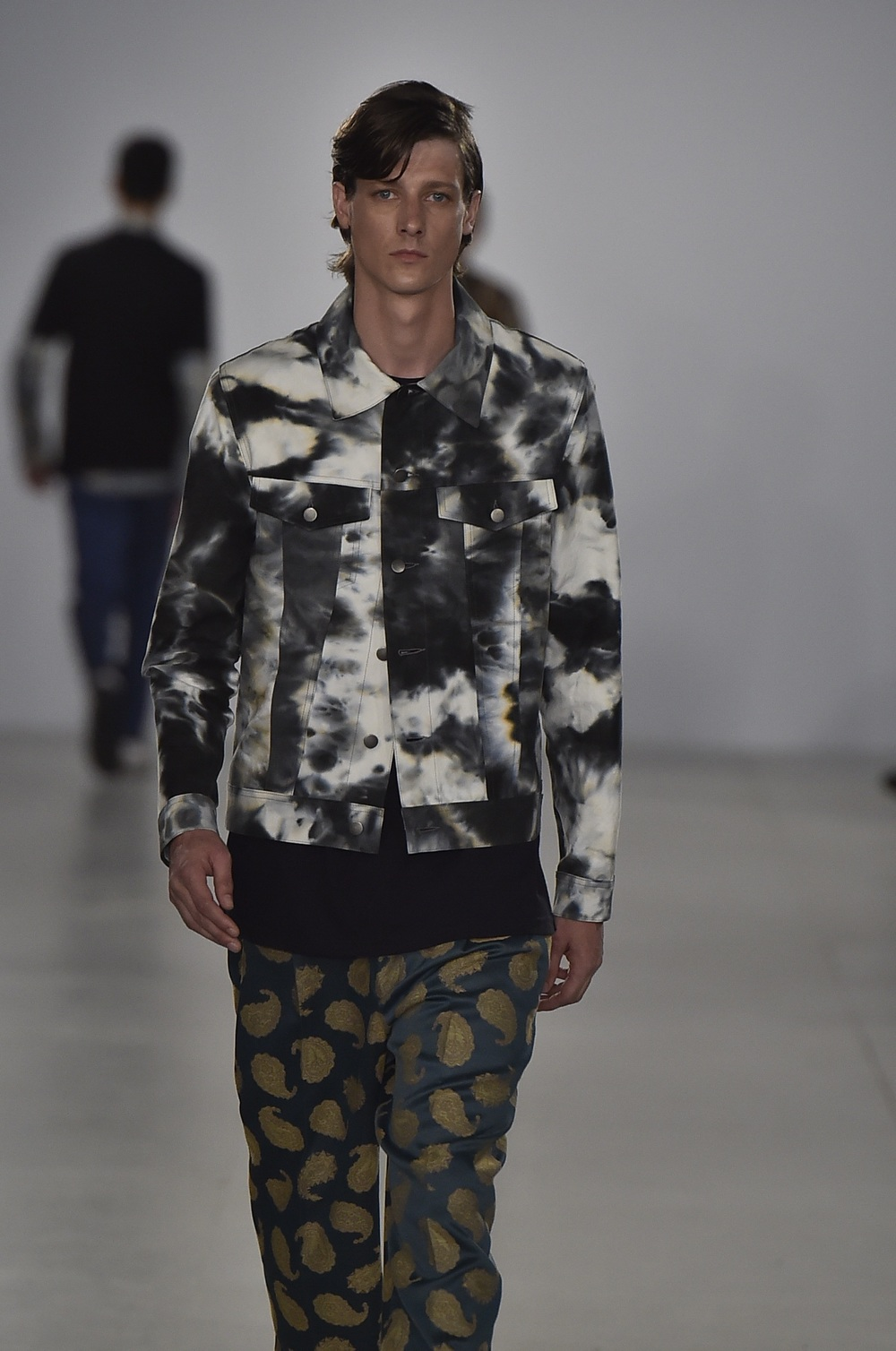 Casely Hayford - camouflaged ( photo courtesy designer )
