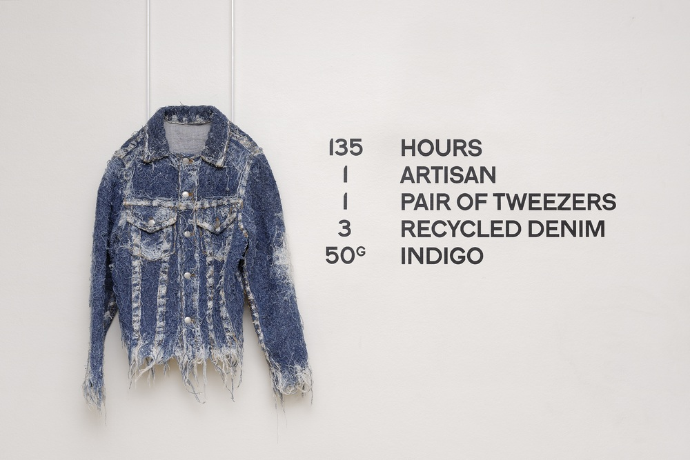 Faustine Steinmetz - denim jacket