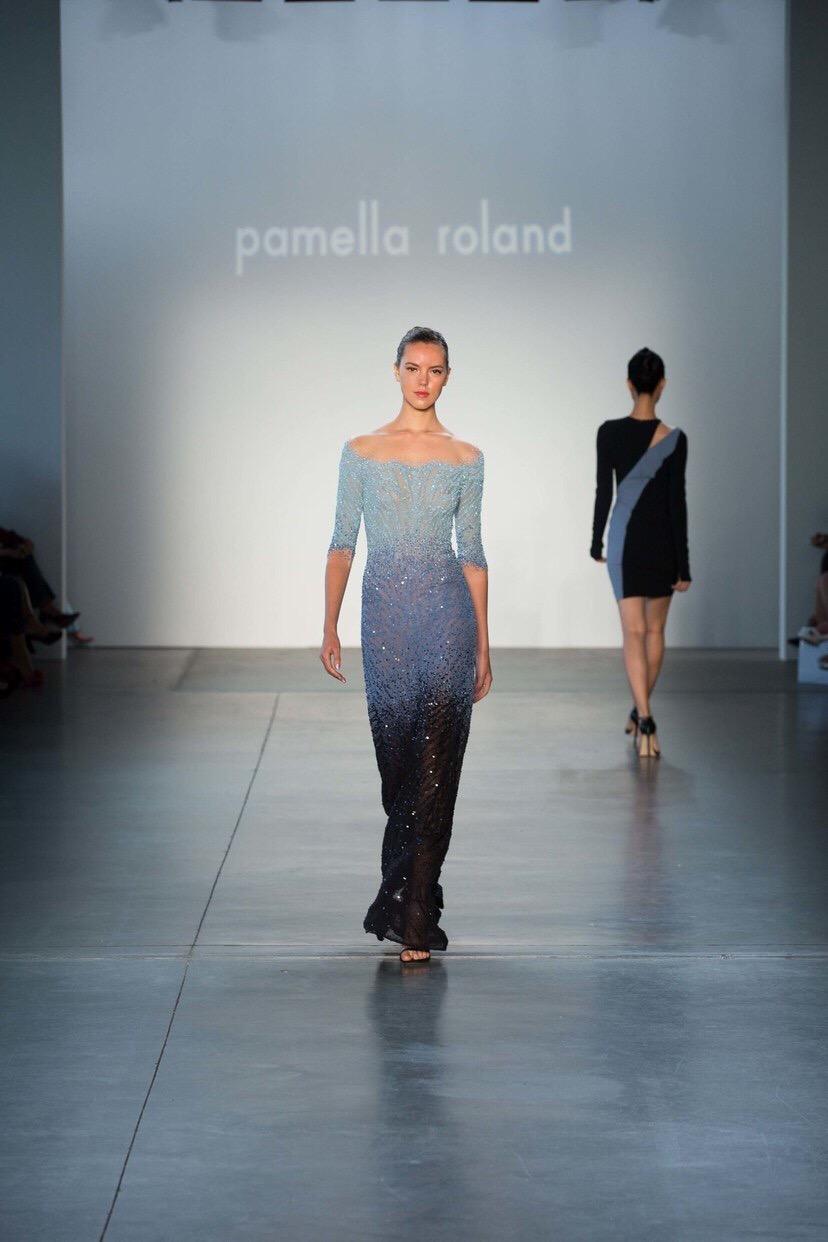 Dusk on the Amalfi coast - Pamella Roland